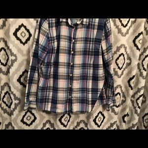 Women's XL Tommy Hilfiger button up shirt